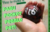 Cómo hacer un bolsillo Pabu guijarro Pet