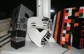 Máscaras de cinta del conducto