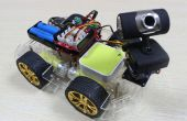 Smart WIFI Video Car (control de Arduino)