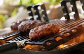 Cómo hacer hamburguesas de pavo barbacoa Smokey sur oeste