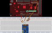 Simple acelerómetro en labVIEW