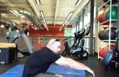 Cómo calentar para arriba para un entrenamiento de pesas rusas