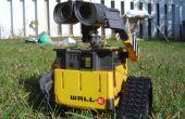 Construir un Robot autónomo de Wall-E