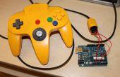 Usar un Arduino con un control de N64