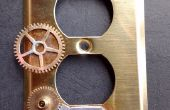 Cómo a Steampunk decorar una placa eléctrica