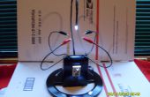 LED HELPING HANDS (base del monitor del lcd)