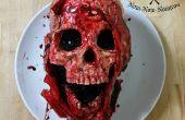 Muerte por pastel de Chocolate autopsia