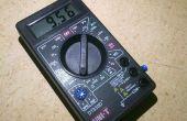 Construir el termómetro Digital más simple!