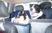 Hamaca de viaje perro!