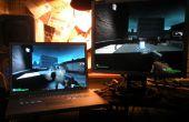¿Izquierda 4 muertos PC modo cooperativo con 2 teclados y 2 ratones