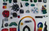 Medida compatible con LEGO ladrillos!