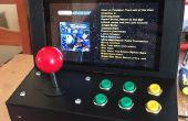 Máquina de juego de Arcade de Retropie