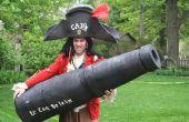 ¿Auténtico cañón pirata en busca