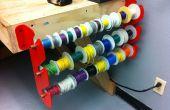 Cómo hacer un estante de alambre