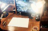 El más barata DIY SoftBox (luz de estudio)