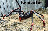 Geocache araña
