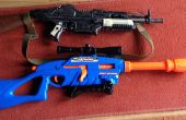 BuzzBee Rangemaster Mod