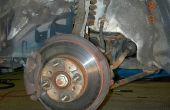 Rover/Honda superior horquilla Bush reparación truco