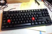 Casquillos de bloqueo para Control: Hardware teclado mecánico nivel mod