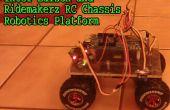 Edison de Intel y plataforma Ridemakerz RC chasis