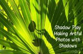 Sombras chinescas: Hacer una fotos con sombras