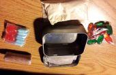 ¿Kit de supervivencia frío - Sucrets lata