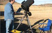 Simple caso de telescopio grande DIY (por OTA y más)