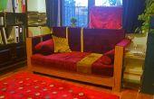 El sofá cama imposible