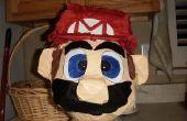 Caramelo relleno cabeza de Mario