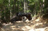 Mi carro camping primitivo de construcción