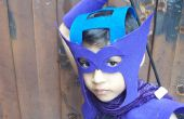 Máscara de Hawkeye.