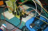 Arduino - Theremin con pantalla de 7 segmentos LED