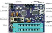 Instrucciones de montaje para el núcleo del Reactor, programador de Arduino DIY