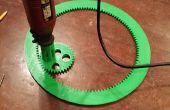 Espirógrafo de Dremel impreso 3D