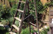 Arreglar una vieja escalera de madera por menos de $10