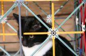 Cárcel de gato K'nex