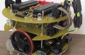 Tablero de sensor de distancia Micromouse(Mobile robot) IR + consejos