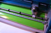 Cómo hacer PCB circuito con vinilo