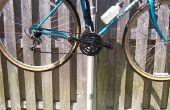 Ajustable y soporte para bicicleta portátil