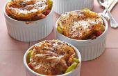Pollo Receta de pastel de olla (vigilantes de peso)