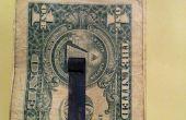 Cómo hacer un Clip de dinero de una hoja de sierra