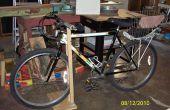 Hacer un fácil a construir bicicleta soporte