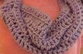 ¿Crochet bufanda Infinity