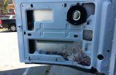 Manera asequible de sonido amortiguar un vehículo