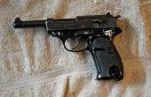Montar una Walther P38 o P1 de un kit de armazón y partes