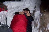 Dormir caliente en cualquier lugar