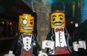 Hombre Lego Lego traje - minifiguras - mago y Señor de Lego