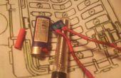 Simple fusible en línea para tu coche... o cualquier sistema de 12 voltios.