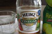 Removedor del pulimento de clavo tres ingrediente