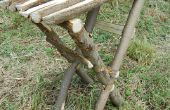 Mesa de madera hecha a mano, Split
